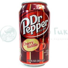 Dr Pepper Cherry Vanilla цена от 90 руб