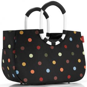 Сумка loopshopper m dots цена от 4 170 руб