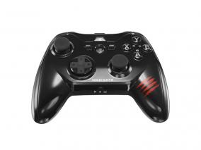 PC Геймпад Mad Catz Micro C.T.R.L.R Bluetooth Gamepad - Gloss Black беспроводной (MCB3226200C2041) цена от 3 390 руб